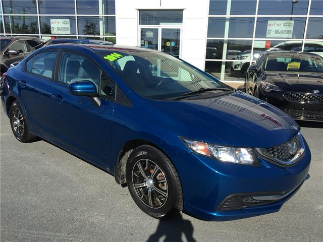 2014 Honda Civic LX (Stk: 18001A) In Hebbville   Image 1 Of 14 ...