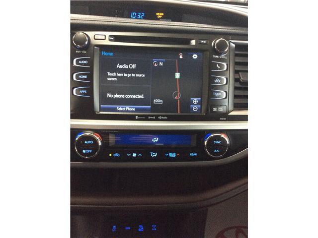 2016 Toyota Highlander XLE (Stk: P4995) in Sault Ste. Marie - Image 10 of 11