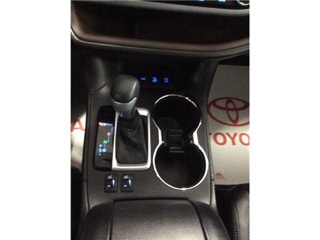 2016 Toyota Highlander XLE (Stk: P4995) in Sault Ste. Marie - Image 11 of 11