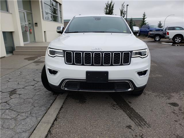 2018 Jeep Grand Cherokee Limited (Stk: NE067) in Calgary - Image 2 of 22