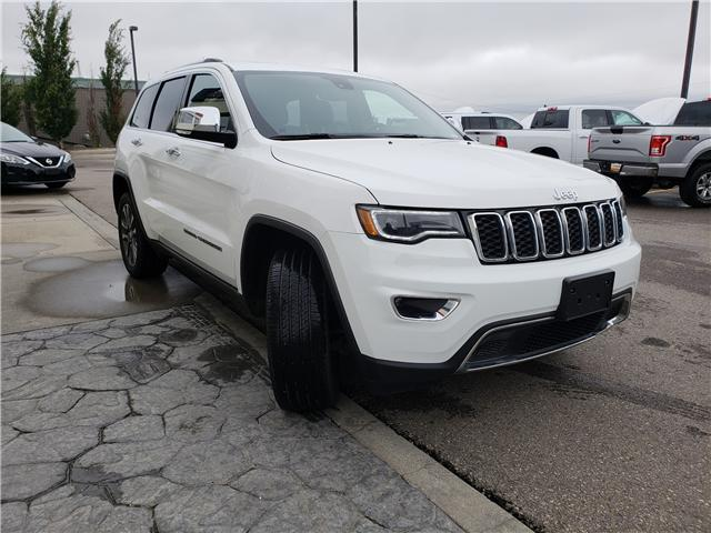 2018 Jeep Grand Cherokee Limited (Stk: NE067) in Calgary - Image 3 of 22
