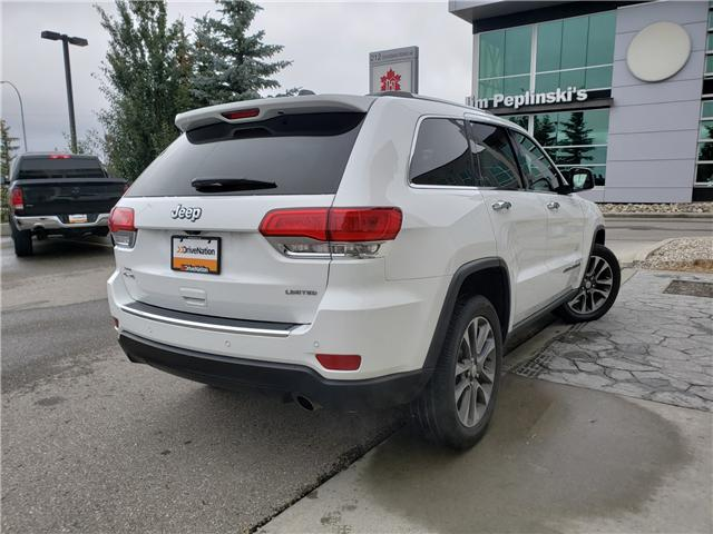2018 Jeep Grand Cherokee Limited (Stk: NE067) in Calgary - Image 4 of 22