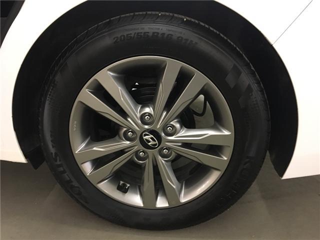 2018 Hyundai Elantra GL SE (Stk: WE118) in Edmonton - Image 13 of 23