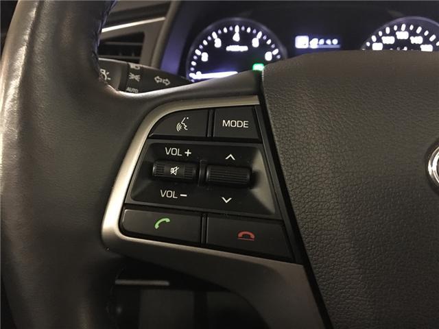 2018 Hyundai Elantra GL SE (Stk: WE118) in Edmonton - Image 18 of 23