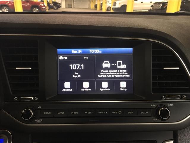 2018 Hyundai Elantra GL SE (Stk: WE118) in Edmonton - Image 20 of 23