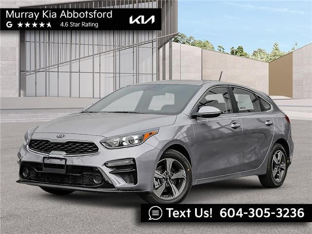 2021 Kia Forte5 EX (Stk: FT19322) in Abbotsford - Image 1 of 23