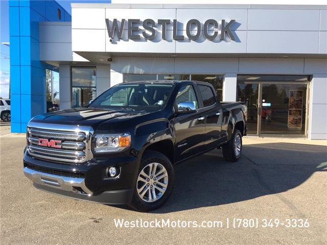 2019 GMC Canyon SLT (Stk: 19T30) in Westlock - Image 1 of 23