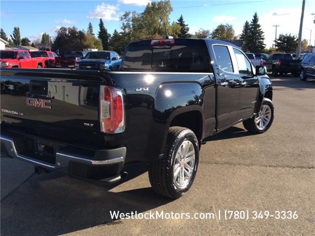 2019 GMC Canyon SLT (Stk: 19T30) in Westlock - Image 3 of 23