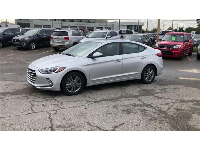 2018 Hyundai Elantra GL SE (Stk: P0140) in Calgary - Image 4 of 22