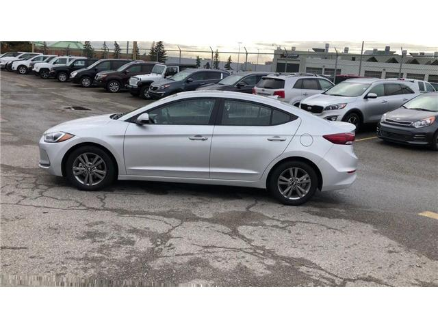 2018 Hyundai Elantra GL SE (Stk: P0140) in Calgary - Image 5 of 22