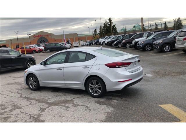 2018 Hyundai Elantra GL SE (Stk: P0140) in Calgary - Image 6 of 22