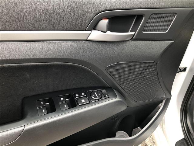 2018 Hyundai Elantra GL SE (Stk: P0140) in Calgary - Image 12 of 22