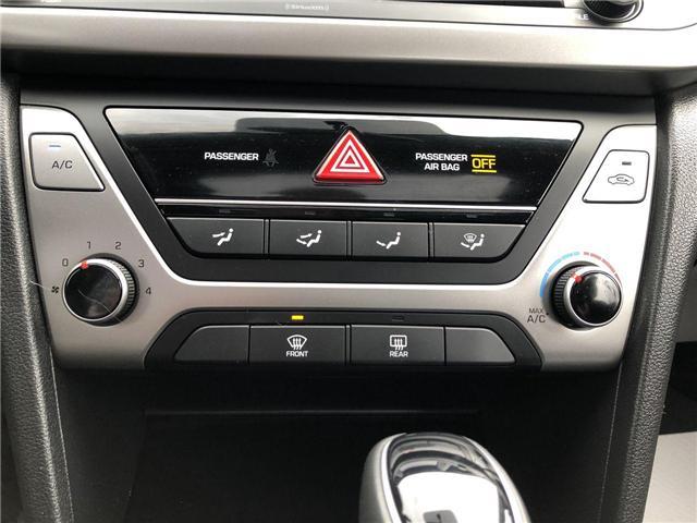 2018 Hyundai Elantra GL SE (Stk: P0140) in Calgary - Image 18 of 22
