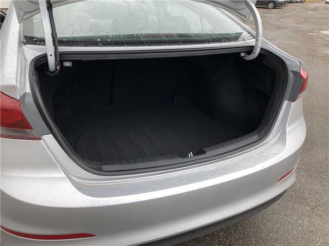 2018 Hyundai Elantra GL SE (Stk: P0140) in Calgary - Image 21 of 22
