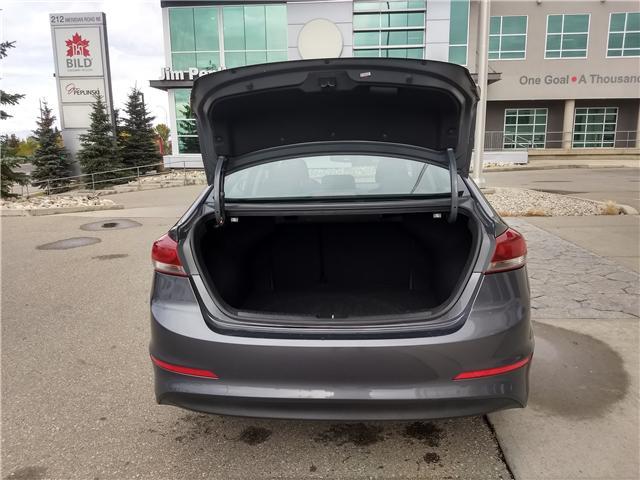2017 Hyundai Elantra GL (Stk: NE009) in Calgary - Image 18 of 19