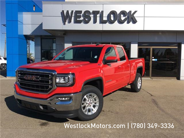 2019 GMC Sierra 1500 Limited SLE (Stk: 19T32) in Westlock - Image 1 of 24