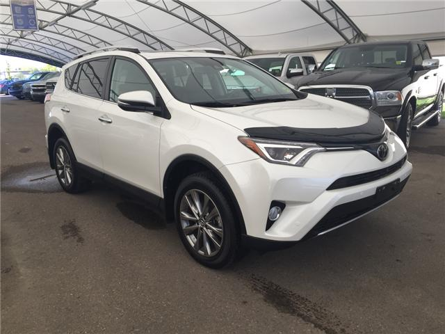 2016 Toyota RAV4 Limited (Stk: 168388) in AIRDRIE - Image 1 of 22