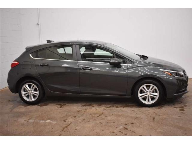 2018 Chevrolet Cruze LT - SUNROOF * BACKUP CAM * HEATED FNT SEATS (Stk: B2493) in Napanee - Image 1 of 30