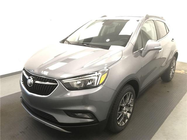 2019 Buick Encore Sport Touring (Stk: 197909) in Lethbridge - Image 4 of 19