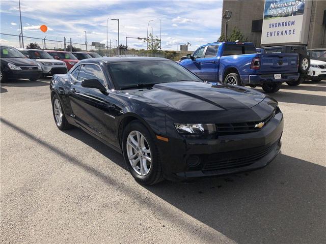 2015 Chevrolet Camaro 1LS (Stk: P0003A) in Calgary - Image 1 of 21