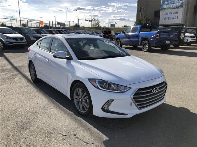 2018 Hyundai Elantra GL SE (Stk: P0141) in Calgary - Image 1 of 23