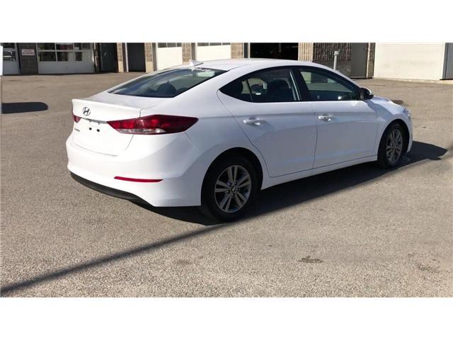 2018 Hyundai Elantra GL SE (Stk: P0141) in Calgary - Image 8 of 23