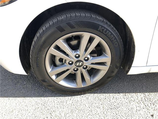 2018 Hyundai Elantra GL SE (Stk: P0141) in Calgary - Image 10 of 23