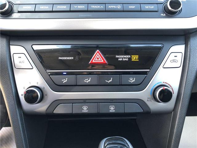 2018 Hyundai Elantra GL SE (Stk: P0141) in Calgary - Image 19 of 23