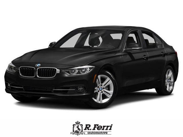 2018 BMW 330 i xDrive (Stk: 27565) in Woodbridge - Image 1 of 9
