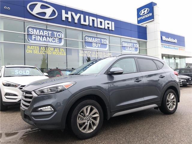 Used 2017 Hyundai Tucson for Sale in Woodstock | Woodstock