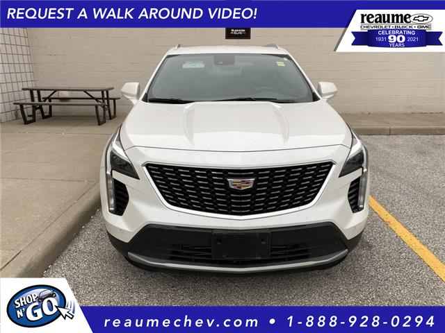 2019 Cadillac XT4 Premium Luxury (Stk: 21-0788A) in LaSalle - Image 1 of 14