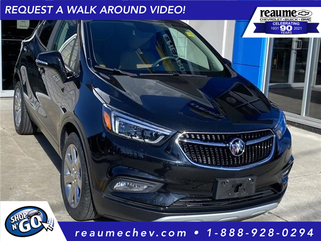 2017 Buick Encore Essence (Stk: 22-0031A) in LaSalle - Image 1 of 24
