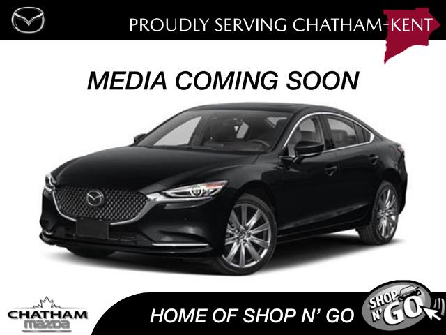 2021 Mazda MAZDA6 GT (Stk: NM3460) in Chatham - Image 1 of 10