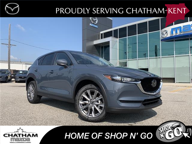 2021 Mazda CX-5 GS (Stk: NM3547) in Chatham - Image 1 of 21