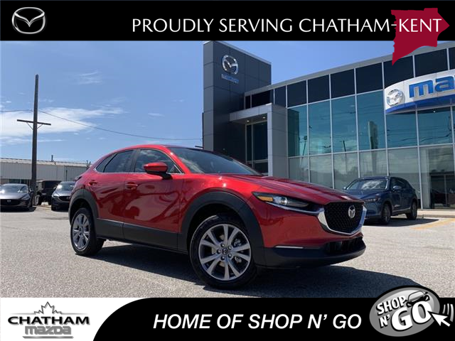 2021 Mazda CX-30 GS (Stk: NM3560) in Chatham - Image 1 of 22