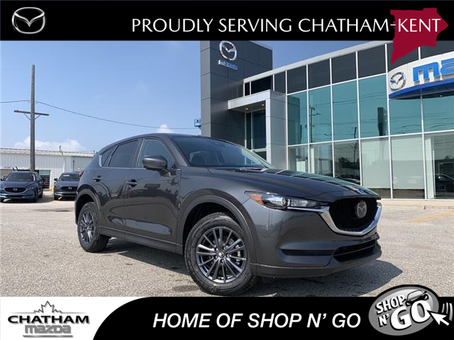 2021 Mazda CX-5 GS (Stk: NM3546) in Chatham - Image 1 of 21