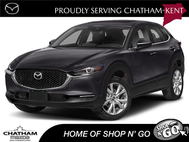 2021 Mazda CX-30 GT (Stk: NM3571) in Chatham - Image 1 of 9