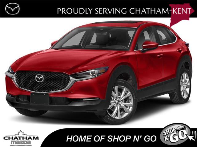 2021 Mazda CX-30 GT (Stk: NM3572) in Chatham - Image 1 of 9