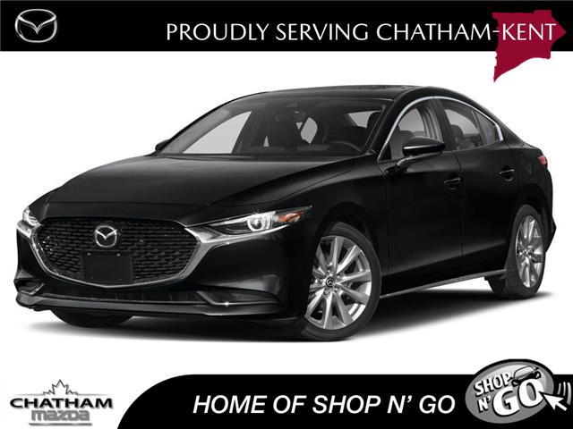 2021 Mazda Mazda3 GT (Stk: NM3576) in Chatham - Image 1 of 9