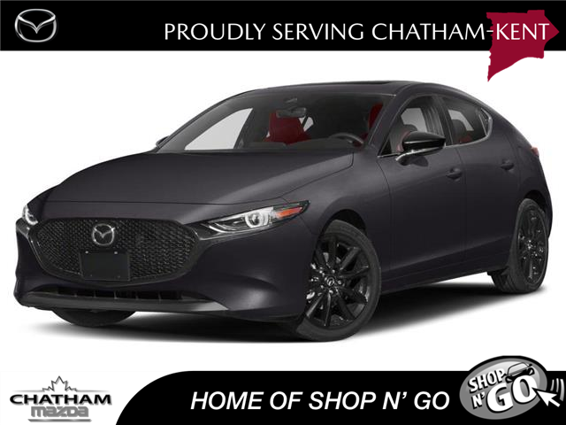2021 Mazda Mazda3 Sport GT w/Turbo (Stk: NM3577) in Chatham - Image 1 of 9