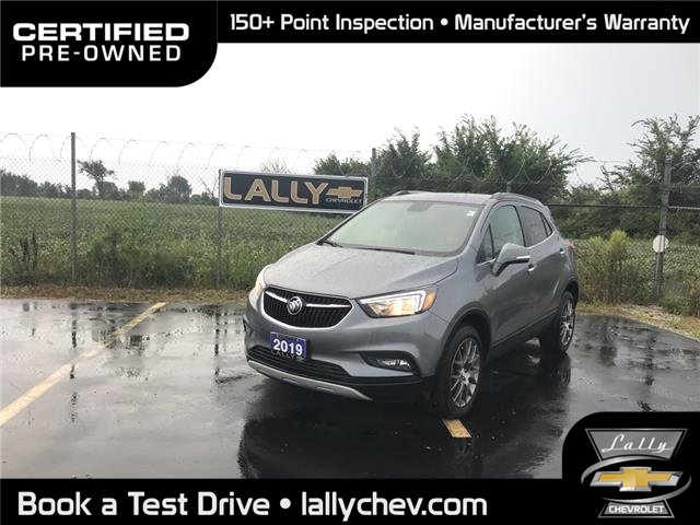 2019 Buick Encore Sport Touring (Stk: R02710) in Tilbury - Image 1 of 20