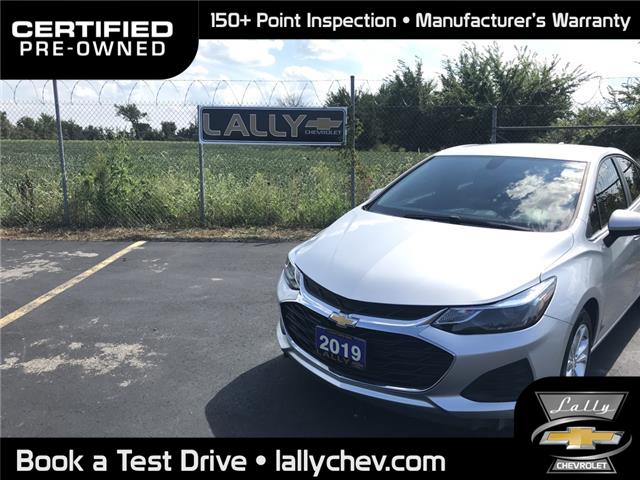 2019 Chevrolet Cruze LT (Stk: R02697A) in Tilbury - Image 1 of 19