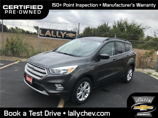 2018 Ford Escape SE (Stk: 00338A) in Tilbury - Image 1 of 20