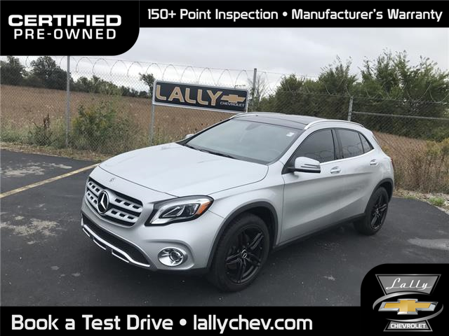 2018 Mercedes-Benz GLA 250 Base (Stk: R02712) in Tilbury - Image 1 of 21