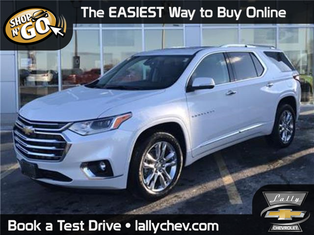 2021 Chevrolet Traverse High Country (Stk: TR00581) in Tilbury - Image 1 of 30