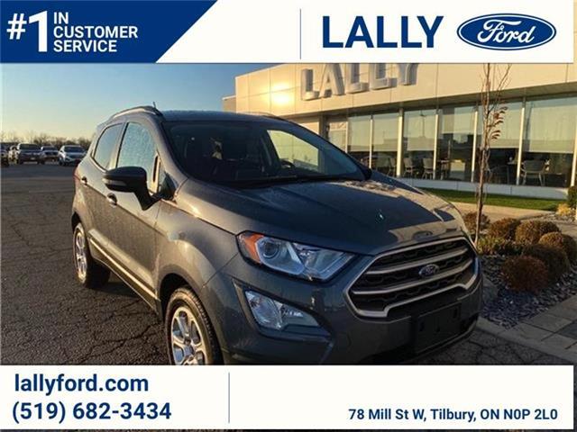 2020 Ford EcoSport SE (Stk: ES26832) in Tilbury - Image 1 of 16