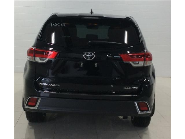 2017 Toyota Highlander XLE (Stk: P5015) in Sault Ste. Marie - Image 4 of 11