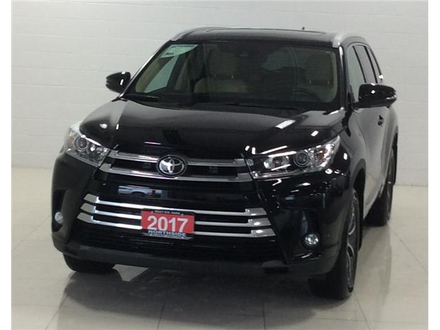2017 Toyota Highlander XLE (Stk: P5015) in Sault Ste. Marie - Image 1 of 11