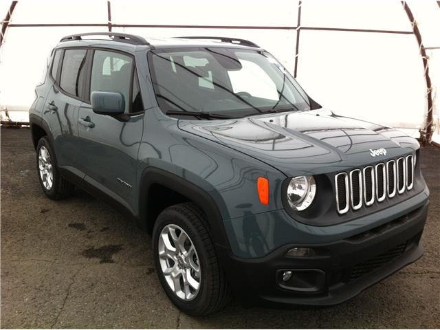 2018 Jeep Renegade North (Stk: 180406) in Ottawa - Image 1 of 22