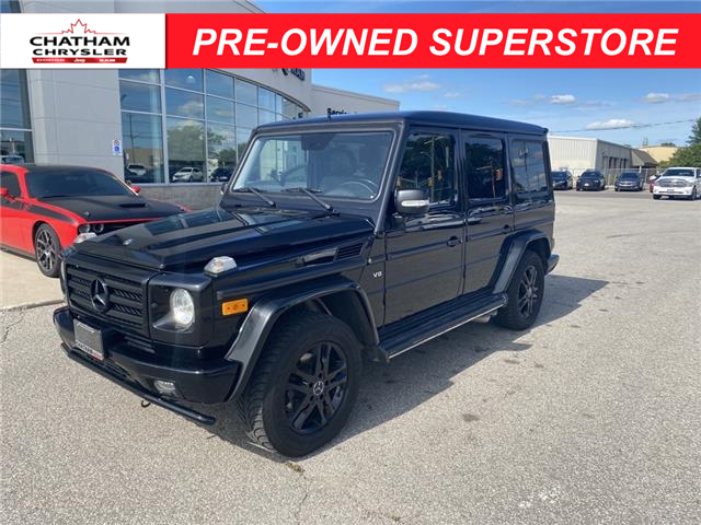 2012 Mercedes-Benz G-Class Base (Stk: U04772) in Chatham - Image 1 of 18